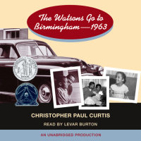 Cover of The Watsons Go to Birmingham--1963: 25th Anniversary Edition cover
