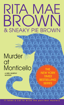 Murder at Monticello book cover