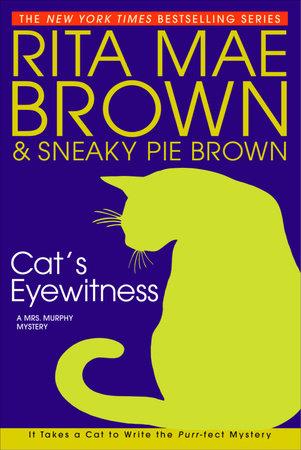 Cat's Eyewitness book cover