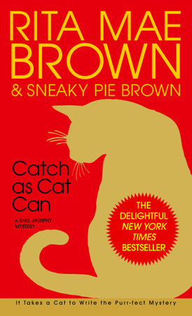 Catch as Cat Can book cover