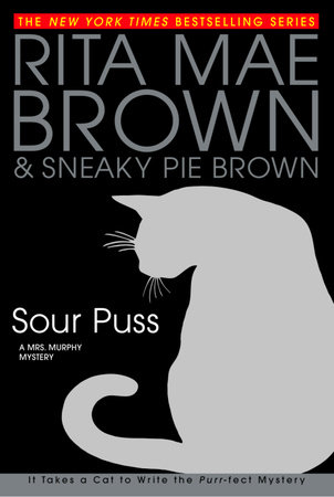 Sour Puss book cover