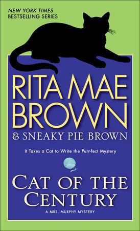 Cat of the Century book cover