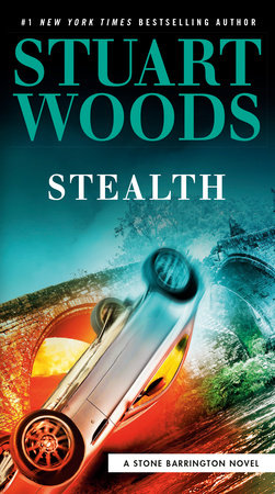 Stealth book cover
