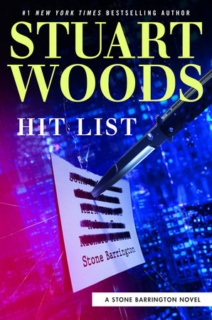 Hit List book cover