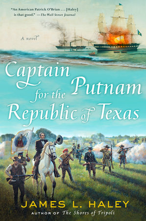 Cover image for Captain Putnam for the Republic of Texas