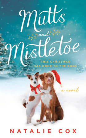 Cover image for Mutts and Mistletoe