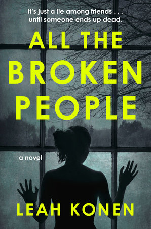 Cover image for All the Broken People
