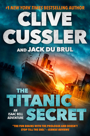 The Titanic Secret book cover