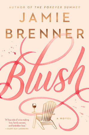 Cover image for Blush