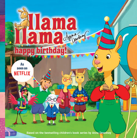 Llama Llama Happy Birthday!