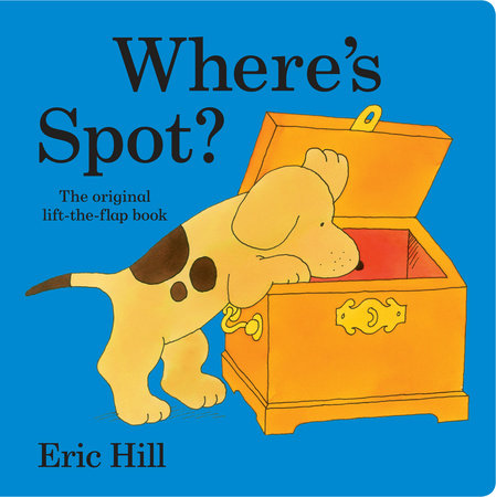 Where's Spot? (Lap Board Book)