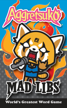 Aggretsuko Mad Libs