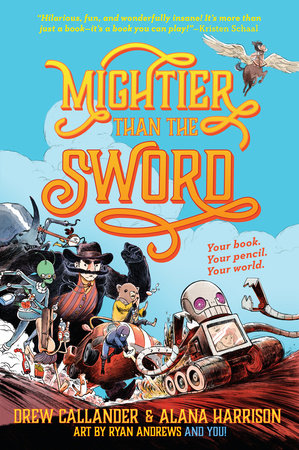 Mightier Than the Sword #1