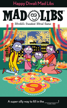 Happy Diwali Mad Libs
