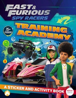 Fast & Furious: Spy Racers: Training Academy