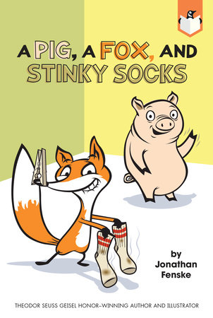 A Pig, a Fox, and Stinky Socks