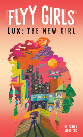 Cover image for Lux: The New Girl #1