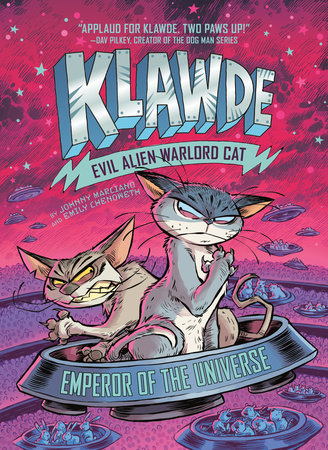 Cover image for Klawde: Evil Alien Warlord Cat: Emperor of the Universe #5