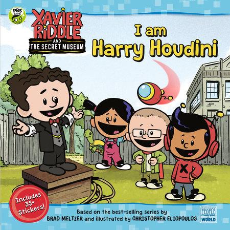 I Am Harry Houdini