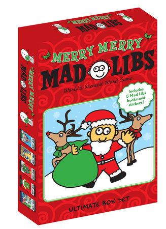 Merry Merry Mad Libs