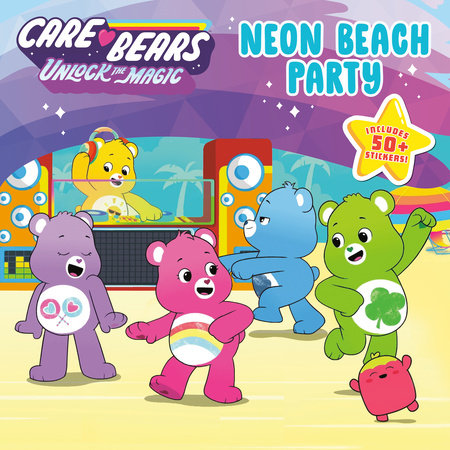 Neon Beach Party