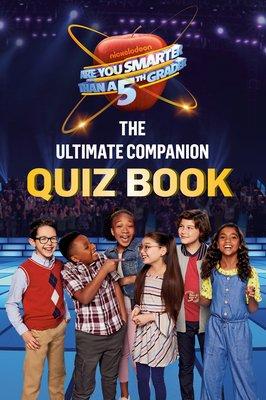 The Ultimate Companion Quiz Book