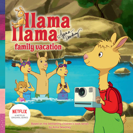 Llama Lama Family Vacation