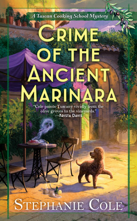 Cover image for Crime of the Ancient Marinara