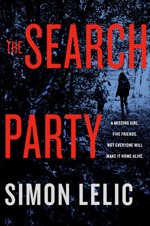 Cover image for The Search Party