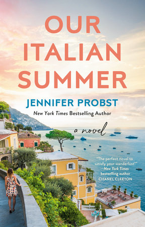 Cover image for Our Italian Summer