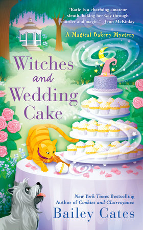 Cover image for Witches and Wedding Cake