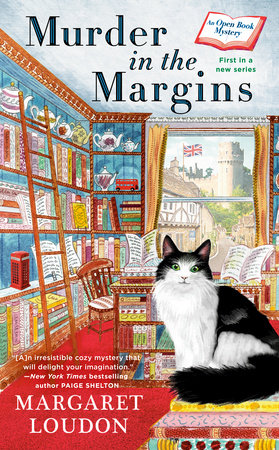 Cover image for Murder in the Margins
