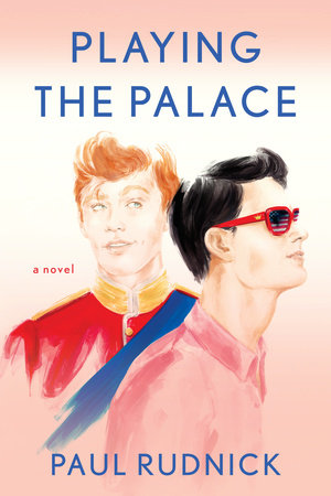 Cover image for Playing the Palace