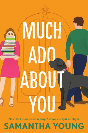 Cover image for Much Ado About You