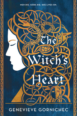 Cover image for The Witch's Heart