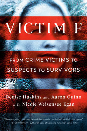 Cover image for Victim F