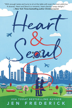 Cover image for Heart and Seoul