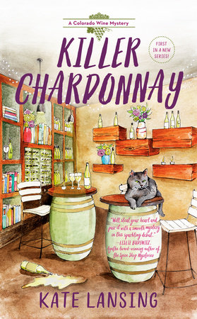 Cover image for Killer Chardonnay