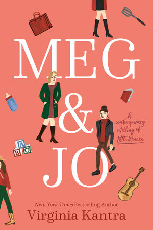 Cover image for Meg and Jo
