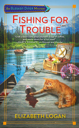 Cover image for Fishing for Trouble