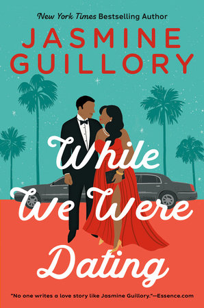 Cover image for While We Were Dating