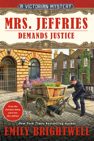 Cover image for Mrs. Jeffries Demands Justice