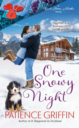 Cover image for One Snowy Night