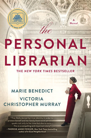 Cover image for The Personal Librarian
