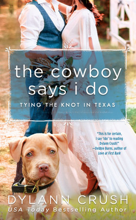 Cover image for The Cowboy Says I Do