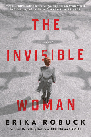 Cover image for The Invisible Woman