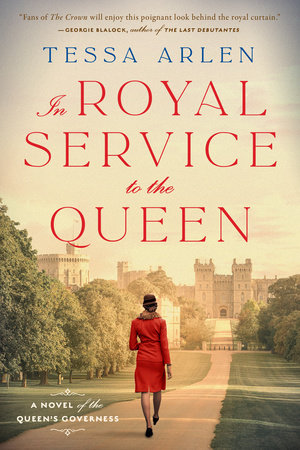Cover image for In Royal Service to the Queen