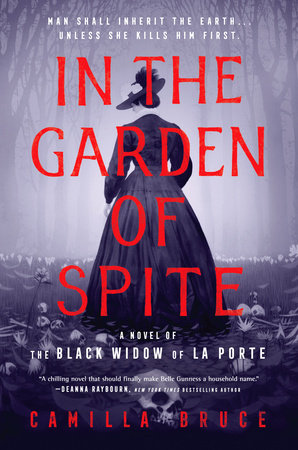Cover image for In the Garden of Spite