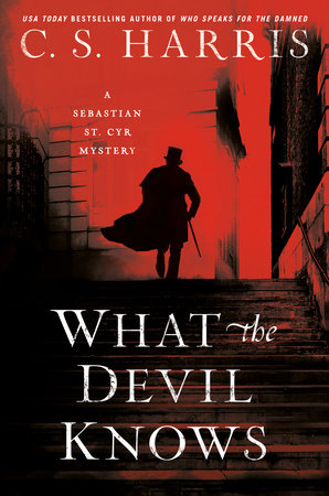 Cover image for What the Devil Knows