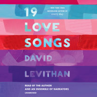 Cover of 19 Love Songs cover